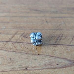 Pandora charm, Sterling silver